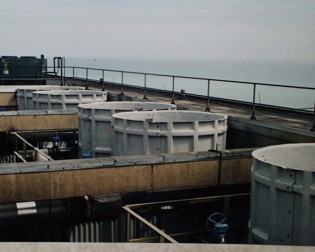 Cooling Towers O'Hare